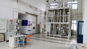 Shanghai Laboratory, hydrogenation large single-tube device2