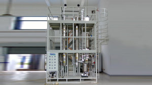 Shanghai Laboratory, hydrogenation large single-tube device1